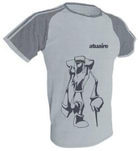 Camiseta técnica casual