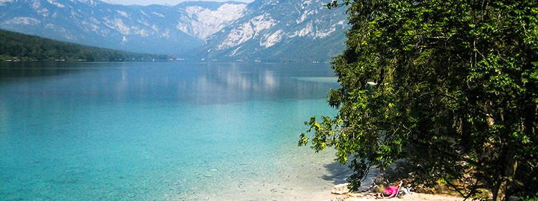 Lago Glaciar de Bohinj